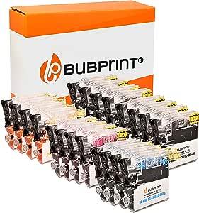 20 Bubprint Druckerpatronen Kompatibel Für Brother Lc 1100 Lc 980 Für Dcp 145c Dcp 195c Dcp 165c Mfc 250c Mfc 490cw Mfc 5490cn Mfc 5890cn Mfc 6490cw Bürobedarf Schreibwaren