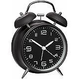 TFA Dostmann Elektrisk väckarklocka, flerfärgad, 19,3 x 4,2 x 26,5 cm