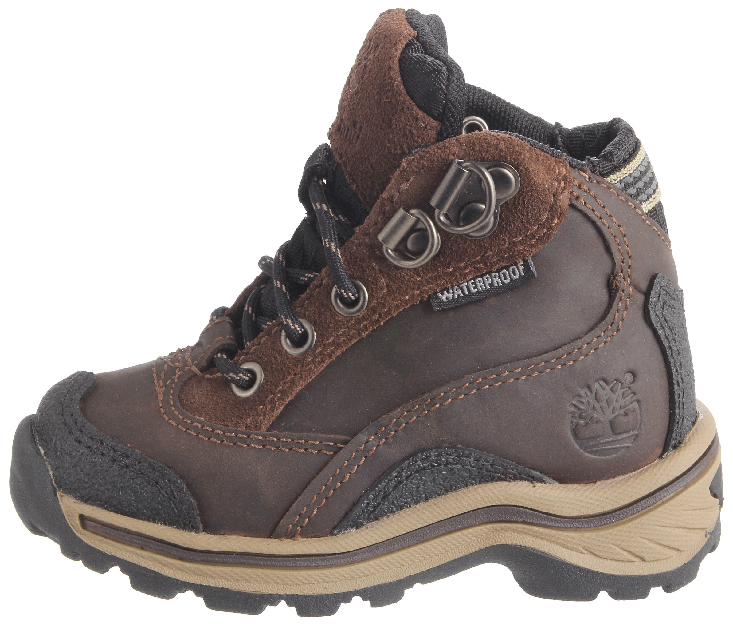 Timberland Pawtuckaway, Unisex-Child Hiking Shoes 5