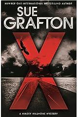 X (Kinsey Millhone Alphabet series Book 24) Kindle Edition