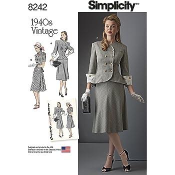 B6772 Donna Burda Per Style 6772 Da Cappotto Cartamodello wpqBq4Rz0