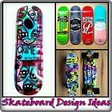 Skateboard Design Ideas