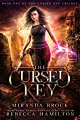 The Cursed Key: A New Adult Urban Fantasy Romance Novel (The Cursed Key Trilogy Book 1) Kindle Edition