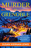 Murder in Grenoble: Book 11 of the Maggie Newberry Mysteries (English Edition)