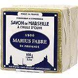 Marius Fabre 'Le Lavoir': 2x 600g echte Marseiller Kernseife aus 72% Olivenöl (Würfelseife)