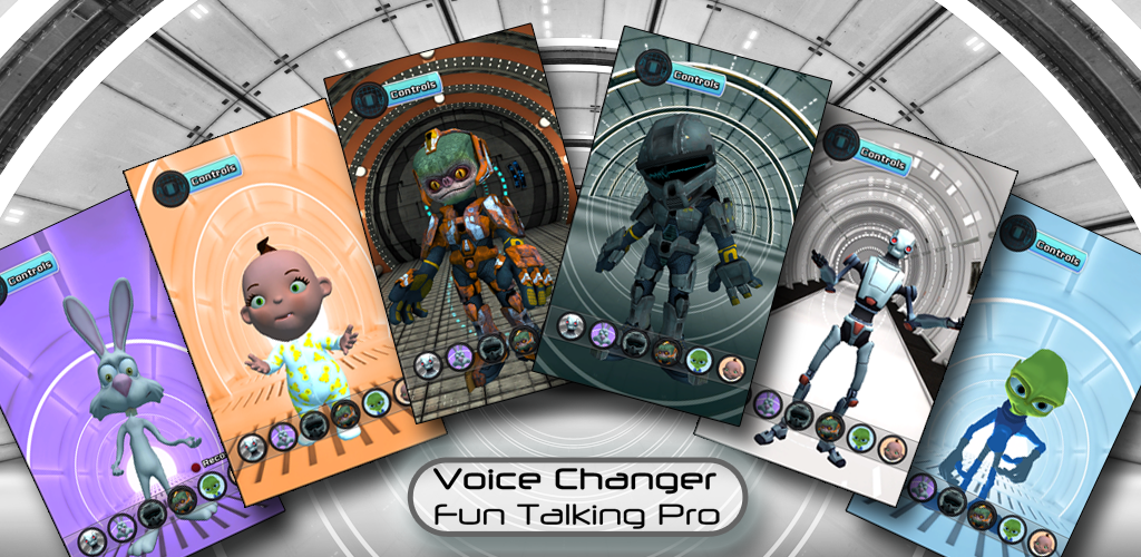 Zoom IMG-1 voice changer fun talking pro
