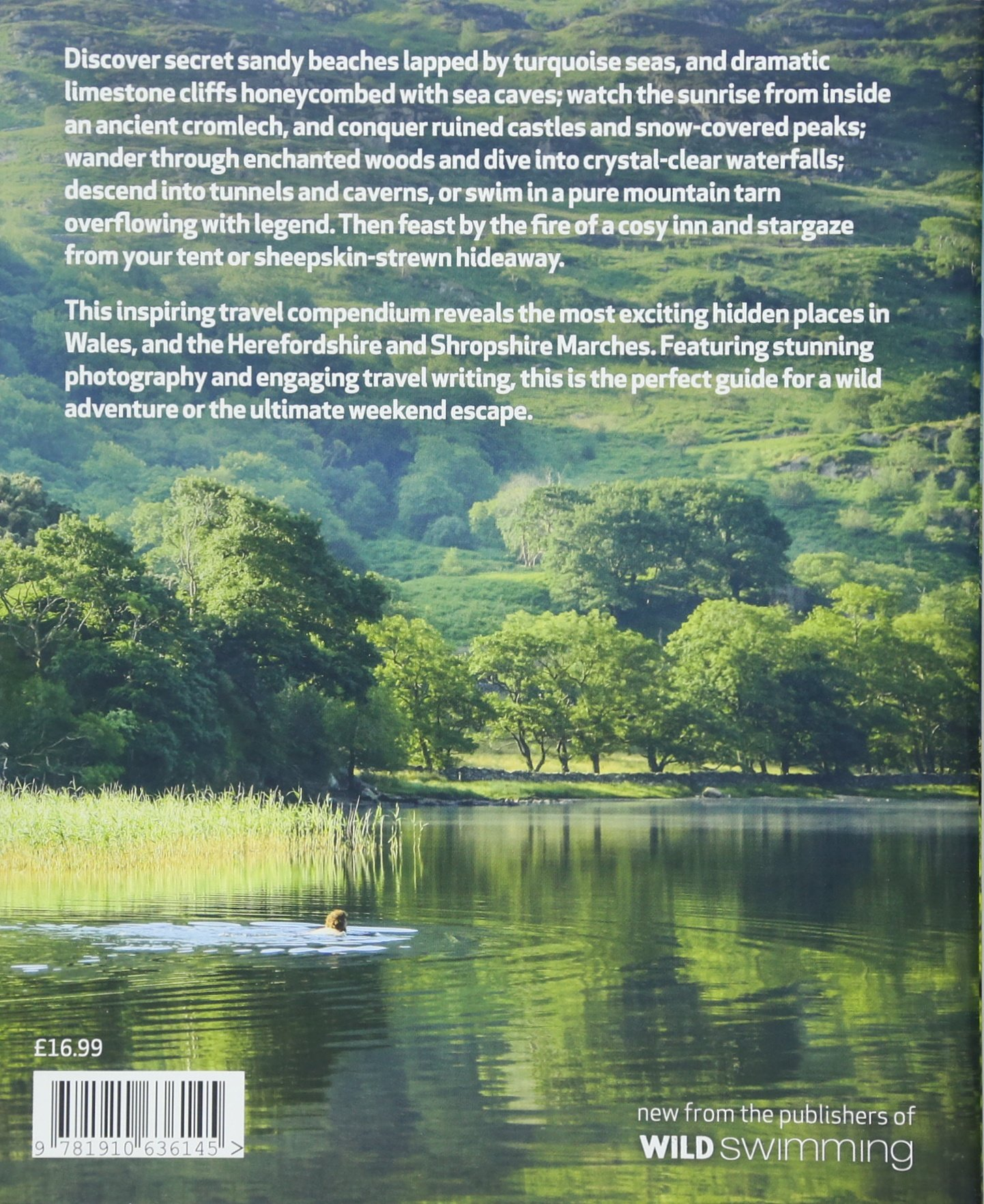 Wild Guide Wales and the Marches (Wild Guides) 2