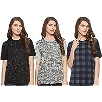 SHAUN Women's T-Shirt (Pack of 3)