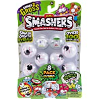 ZURU SMASHERS Smash Ball Collectibles Series 2 Gross by (8 Pack)