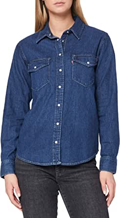 Levi's Essential Western Camicia Donna