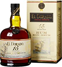 El Dorado Rum 15 Jahre (1 x 0.7 l)