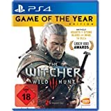 The Witcher 3 - Wild Hunt (Game of the Year Edition) [PS4]