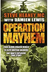 Operation Mayhem Kindle Edition