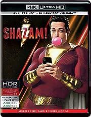 Shazam! (4K UHD + Blu-ray 3D + Blu-ray) (3-Disc)