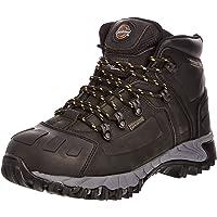 Dickies Unisex-Adult Medway S3 Safety Boots FD23310 Black 6 UK, 40 EU - EN safety certified