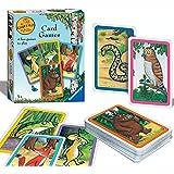 Ravensburger The Gruffalo - Gioco di carte per bambini dai 3 anni in su - Snap, Happy Families, Swap o coppie
