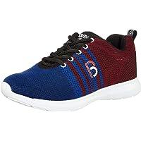 Bourge Boy's Orange-09 Running Shoes