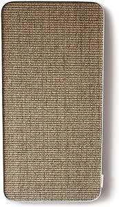 LucyBalu Premium - Tiragraffi Premium, Tappetino da graffio 60 x 30 cm con Elemento per graffiare in sisal Intercambiabile, Telaio in Metallo per Il Montaggio a Parete