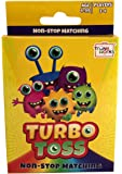 Trunk Works Turbo Toss - Non Stop Matching, Travel Card Game