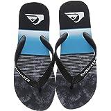 Quiksilver Molokai Slab-Sandals for Men, Scarpe da Spiaggia e Piscina Uomo