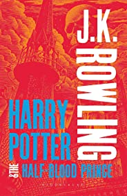 Harry Potter and the Half Blood Prince Children's Paperback Editi (Harry Potter 6 Adult Cover)