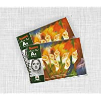 GIGIL ® Standard Sketchbook with Butter Paper Twin Pack