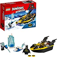 LEGO Juniors Batman Mr. Freeze'e Karşı 10737