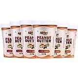 Allops Classic Crunchy Peanut Butter 100% Veg. (6)