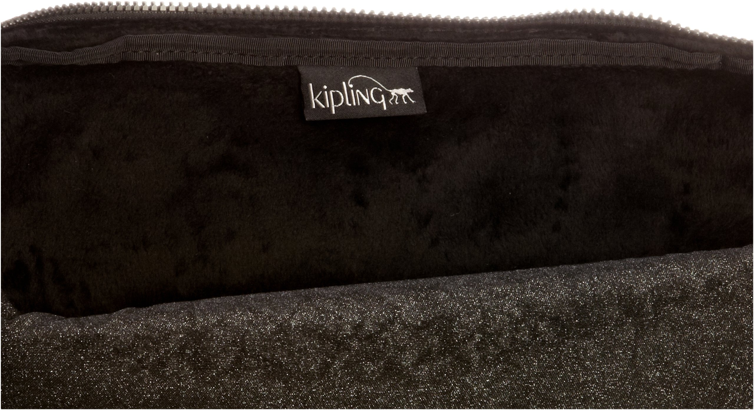 Kipling Digi Sleeve 15″ K12767952 – Bolso de Nailon Unisex, Color Negro, Talla 39x27x3 cm