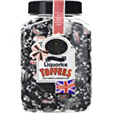 Walkers Nonsuch Liquorice Toffee 1.25 kg Jar