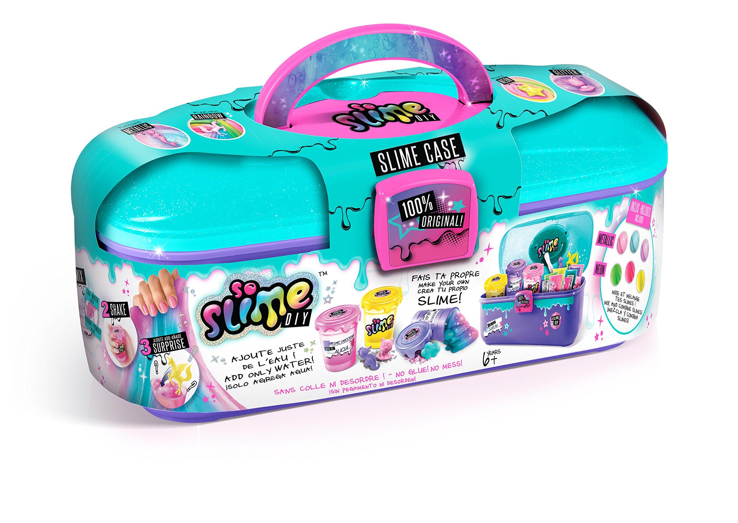 So slime diy case slime kit no glue no mess make your own kids fun so slime diy case slime kit no glue no mess make your own kids fun set solutioingenieria Images