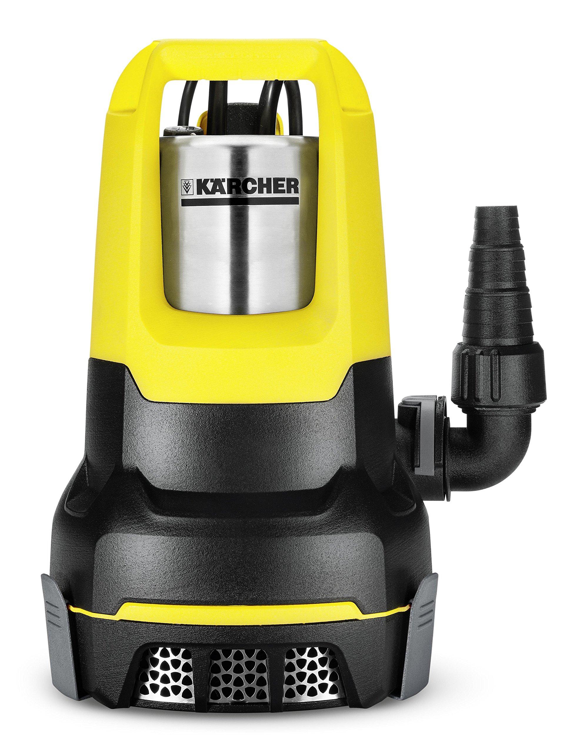 Kärcher SP6 Flat Inox pompe d'évacuation eau claire