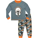 Star Wars Pijamas para Niños The Mandalorian