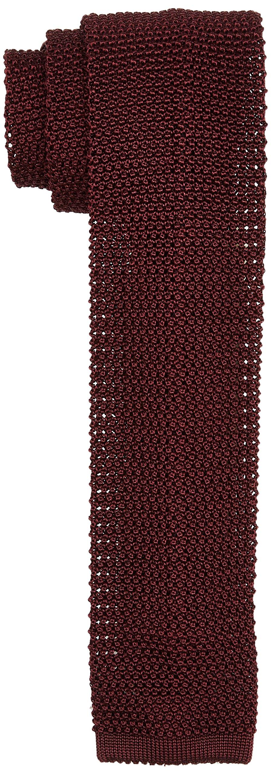 Hackett London Knitted Solid Conjunto de corbata para Hombre