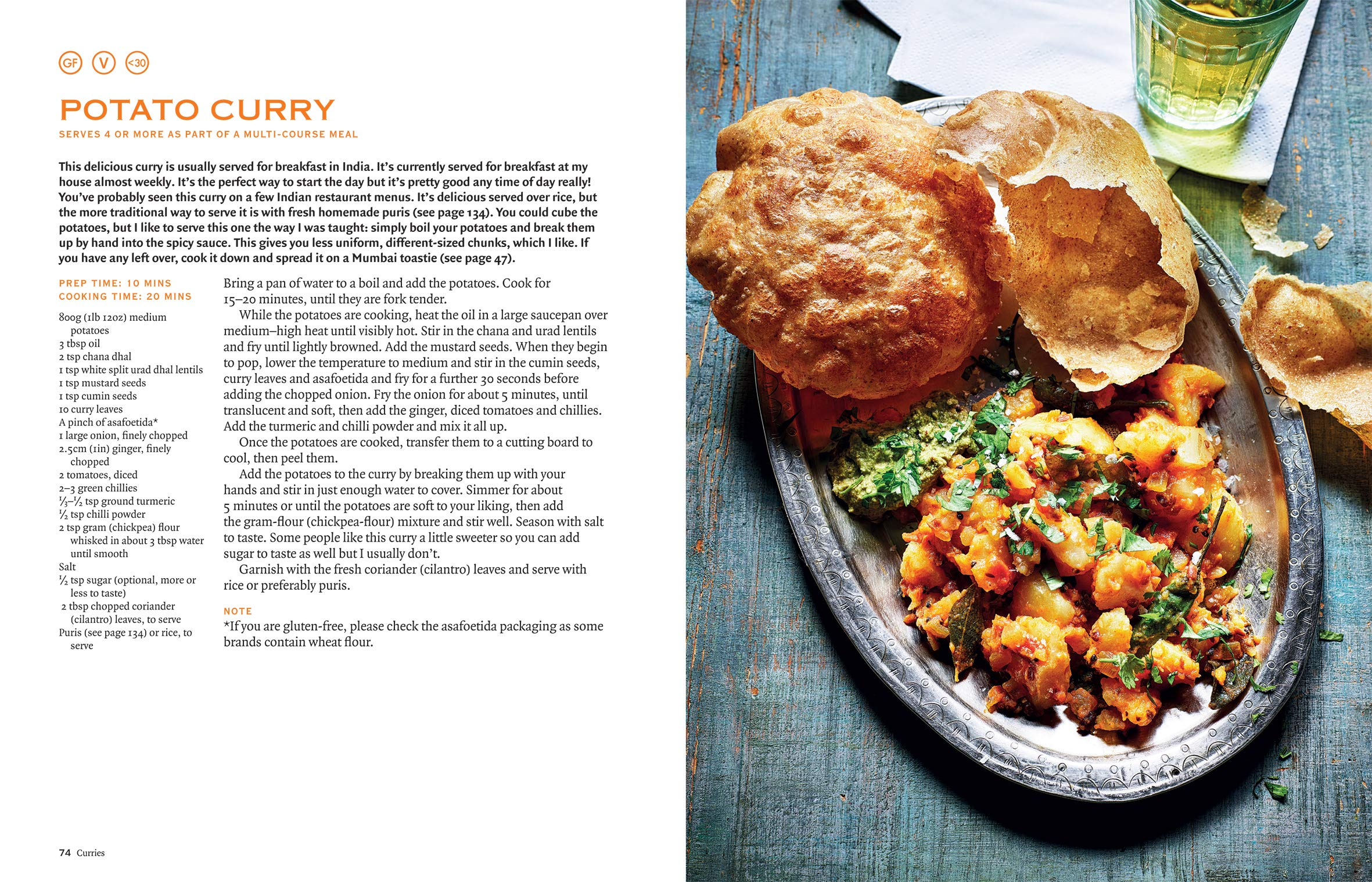 The Curry Guy Veggie: Over 100 vegetarian Indian Restaurant classics and new dishes to make at home 7