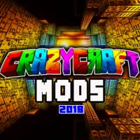 Mods : Crazy Craft for MCPE
