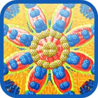 Mandala Painter: Draw & Doodle Beautiful Kaleidoscope and Mandalas on Your Mobile Devices