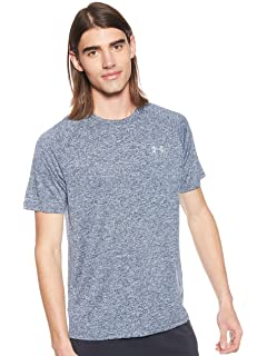 Fieer Mens Patterned Short Sleeve Sports Oversize Base Layer Activewear