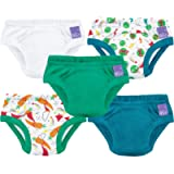 Bambino Mio, Potty Training Pants, Captain Carrot, 18-24 Months, 5 Pack