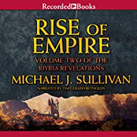 Rise of Empire: Riyria Revelations, Volume 2