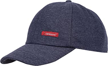 FabSeasons Cotton Unisex Adjustable Size Cap