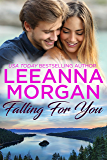 Falling For You: A Sweet Small Town Romance (Sapphire Bay Book 1)