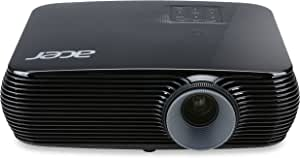 Acer X1126H DLP Projektor (SVGA 800 x 600 Pixel, Kontrast 20.000:1, 4.000 ANSI Lumen, 3D)