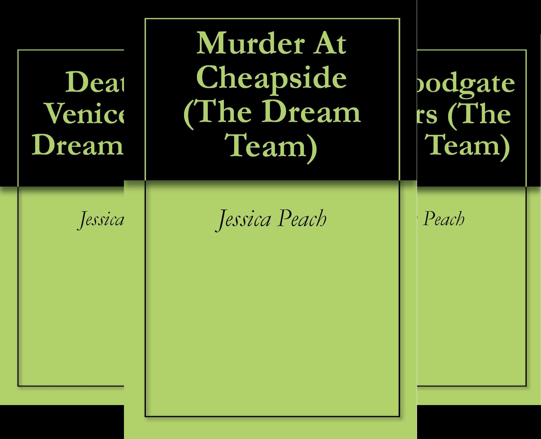 The Dream Team (10 Book Series) Dream-team-bundle