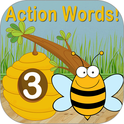 Action Words!TM 3 - Video Flashcard Player