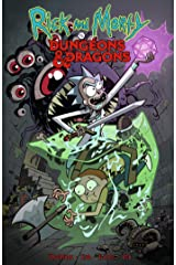 Rick and Morty vs. Dungeons & Dragons Paperback