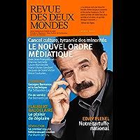 Revue des Deux Mondes avril 2021: Le nouvel ordre médiatique