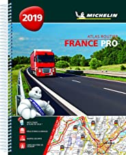 Atlas France Pro Michelin 2019