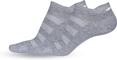Nivia 8804 Low Cut Cotton Sports Socks, Free Size Pack of 3 (Grey)