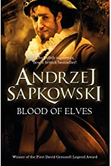 Blood of Elves: Witcher 3 (The Witcher) Kindle Edition